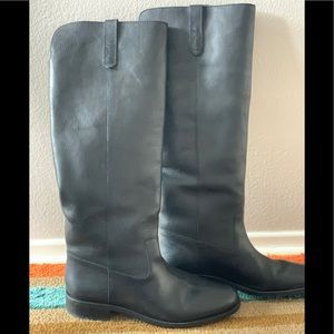 Madewell Winslow knee-high boots 9.5